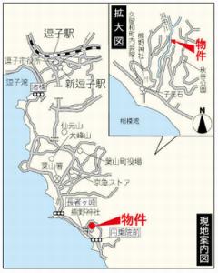 秋谷5255 地図